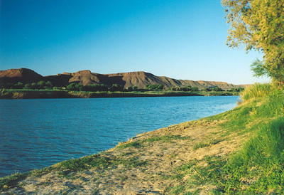 Orange River, South Africa/Namibia border