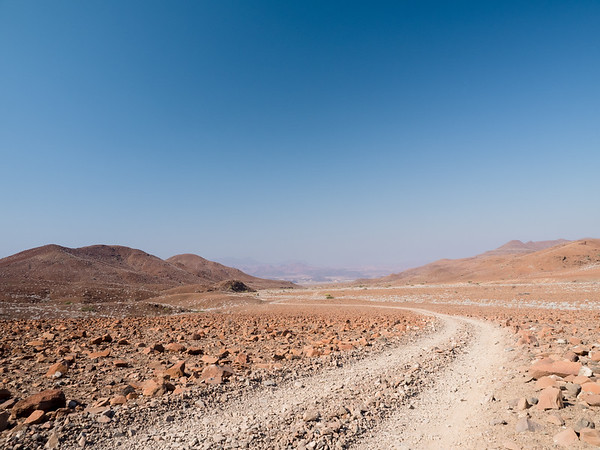 Desolation Valley, Nambia