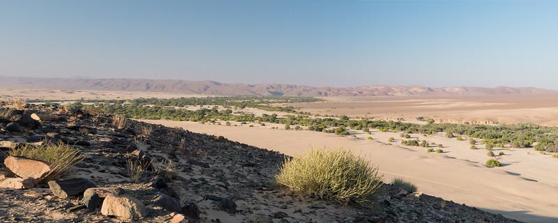 Puros landscape panorama