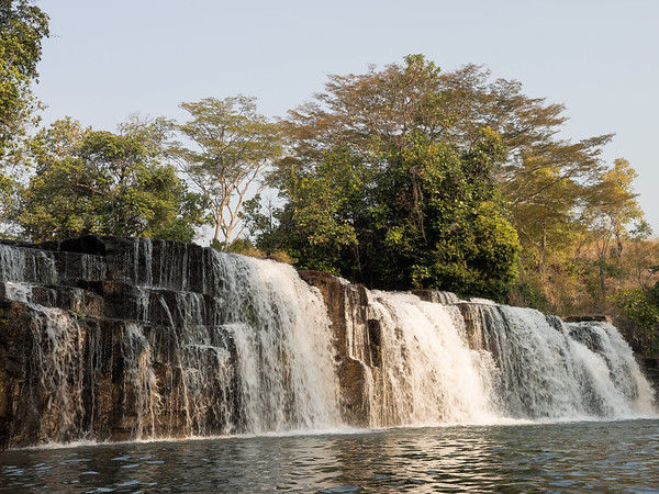 Mumbuluma Falls, Zambia