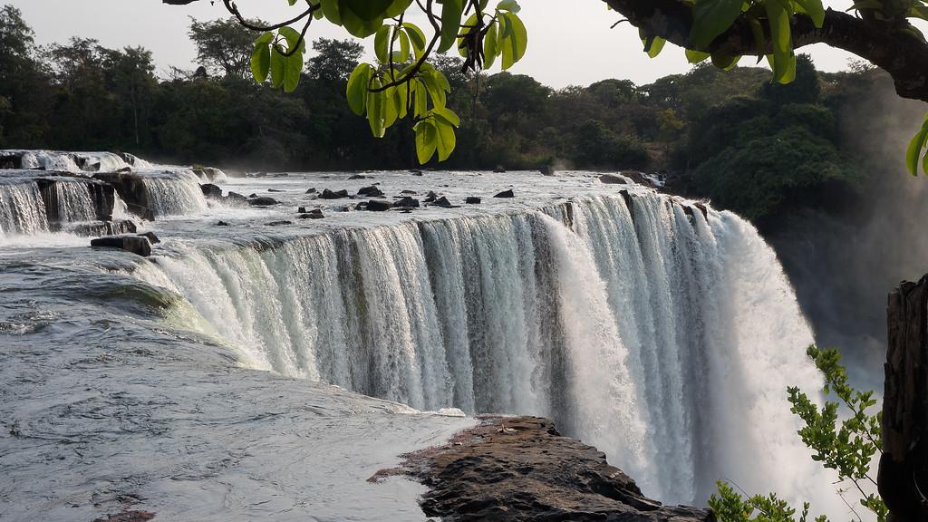 Lumangwa Falls, Zambia