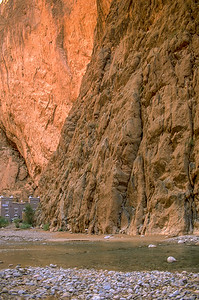 Famous Todra-Gorge