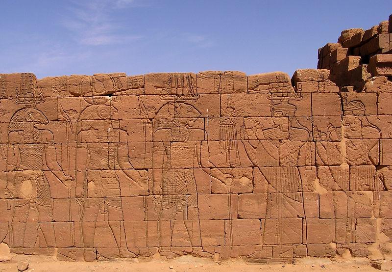 Naqa, Lion Temple
