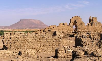 Sai Island ruins