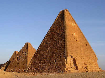 Pyramids, Jebel Barkal
