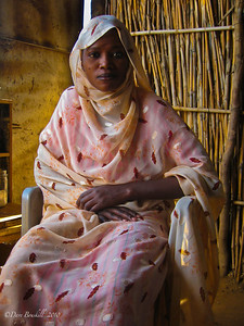 Portrait of Sudanese Woman, Sudan