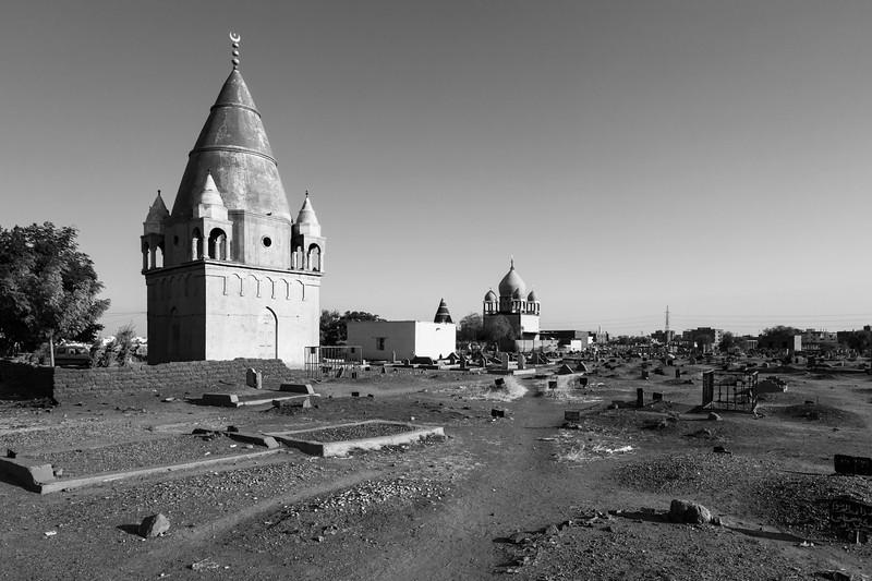 Hamed al-Nil's Tomb, Khartoum