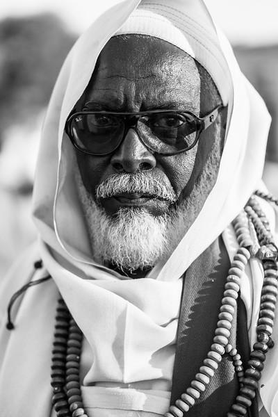 'Whirling Dervish' at Hamed al-Nil's Tomb, Khartoum