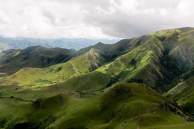 Malolotja Nature Reserve in Swaziland