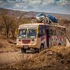 Main route, local bus, Tanzania
