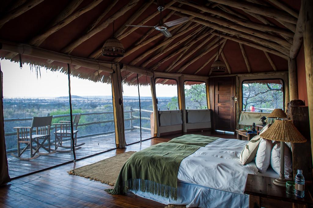 Treetops camp - Tanzania
