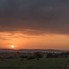 Sunset, Lamai Serengeti, Tanzania