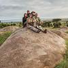 Susan, Lee, Barbara, Dawn and Steve, Lamai Serengeti, Tanzania