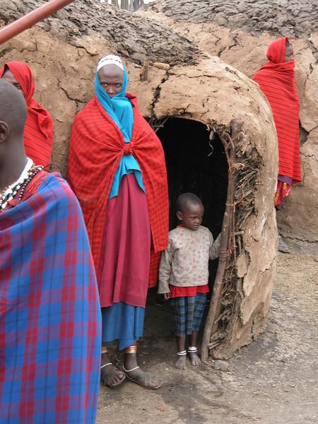 Maasai Boma