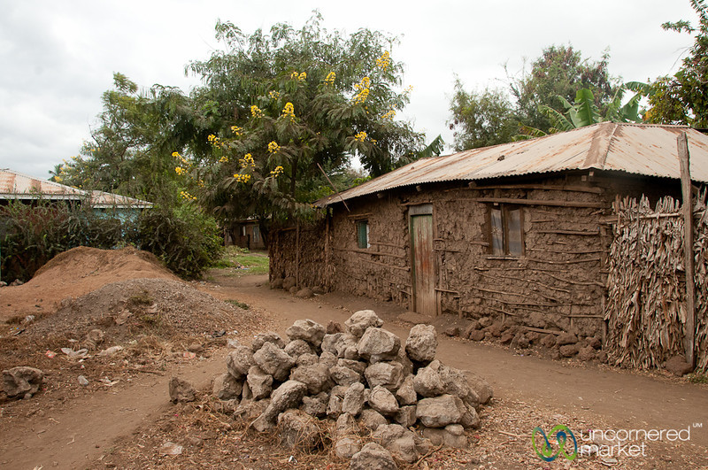 Traditional Mud House - Mto wa Mbu, Tanzania