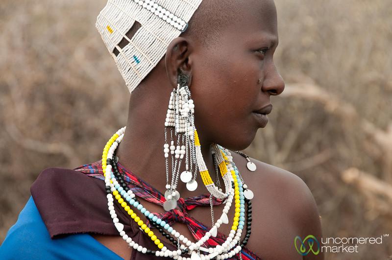 Masai Jewelry - Lake Manyara, Tanzania