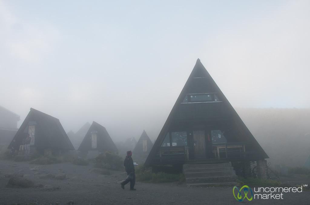 Early Morning at Horombo Huts - Mt. Kilimanjaro, Tanzania