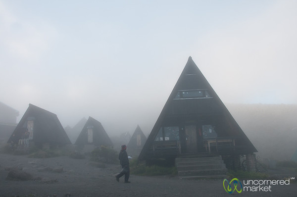 Early Morning at Horombo Huts - Mt. Kilimanjaro, Tanzania