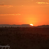 "Sunrise in the <a target=""NEWWIN"" href=""http://en.wikipedia.org/wiki/Serengeti"">Serengeti</a>, Tanzania"