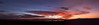 Sunrise, Serengeti National Park, Tanzania.  February 2016