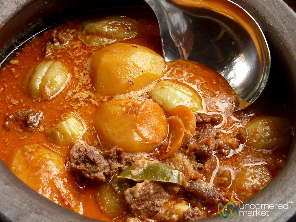 Hearty Beef Stew - Mto wa Mbu, Tanzania