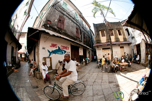 Jaw's Coffee Corner - Stone Town, Zanzibar