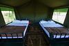 Tent, Nabi Hill,Serengeti National Park, Tanzania, Africa.  Febuary 2016