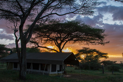 Nabi Hill Tented Camp