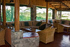 Bar area of the Ndutu Safari Lodge, Ngorongoro Conservation Area, Tanzania, Africa.  February 2016