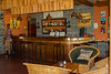 Bar at the Ndutu Safari Lodge, Ngorongoro Conservation Area, Tanzania, Africa.  February 2016