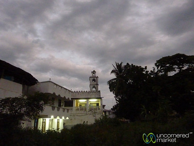 Dusk at the Mosque - Stone Town, Zanzibar