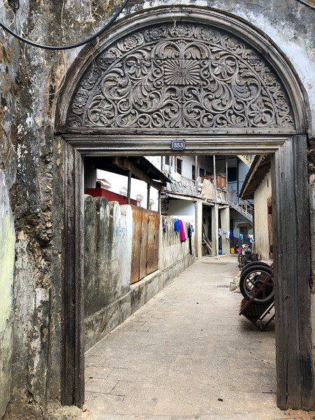 Alley in Stone Town