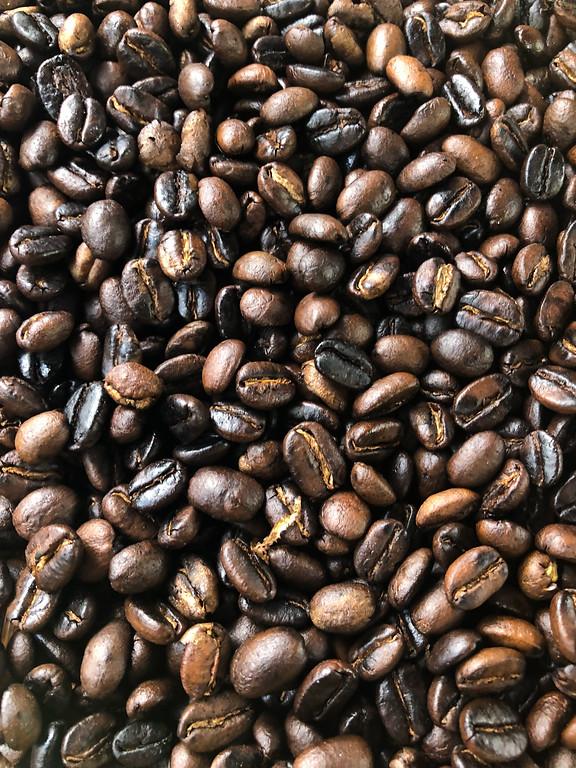 Chagga coffee beans