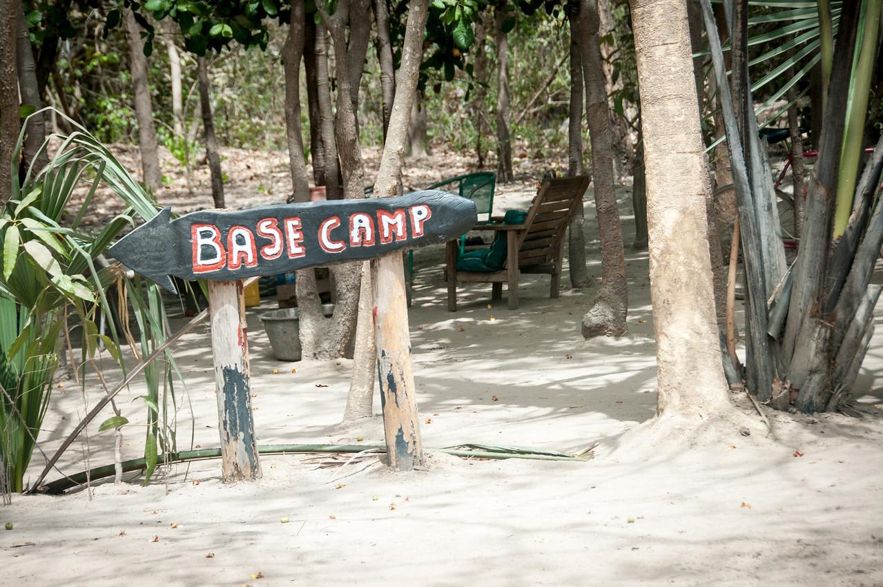 Makasutu Cultural Forest lodge in Banjul, Gambia