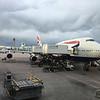 Leavin' on a Jet Plane - British Airways 747