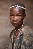 TAMBERNA VALLEY, TOGO - DECEMBER, 2006: Portrait of a woman. Located in the North of Togo, the Tamberma Valley is famous for it castle like mud houses called Tata. (Photo by: Christopher Herwig)