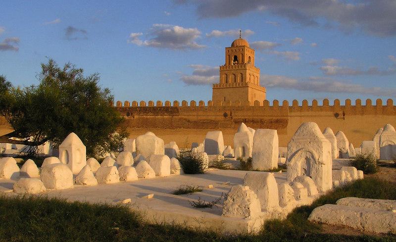 Great Mosque, Kairouan