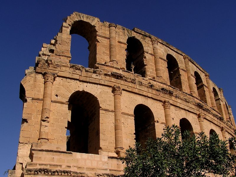 Colosseum, El Jem