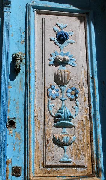 Door detail, Sousse