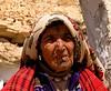 Berber woman, Chenini