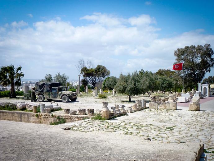 carthage museum tunisia