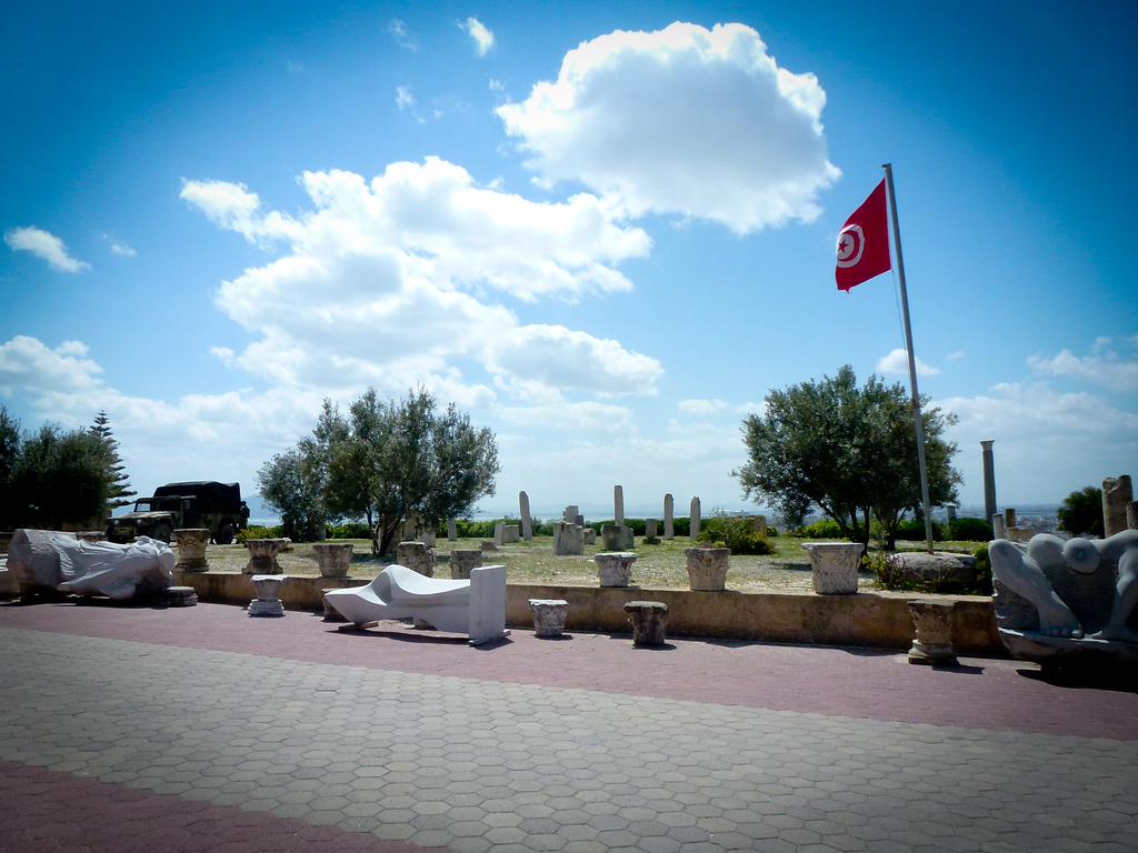 carthage national museum tunisia