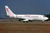 "TS-IOD Boeing 737-2H3C ""Tunis Air"" c/n 21974 Frankfurt/EDDF/FRA 26-03-98 (35mm slide)"