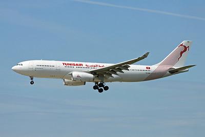 TS-IFM Airbus A330-243 c/n 1631 Paris-Orly/LFPO/ORY 11-06-17