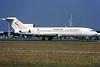 TS-JHU Boeing 727-2H3 c/n 21318 Amsterdam/EHAM/AMS 16-08-97 (35mm slide)