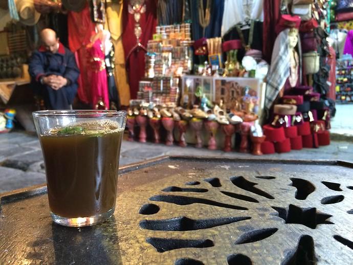 Mhirsi Cafe Alta Tunis Tunisia
