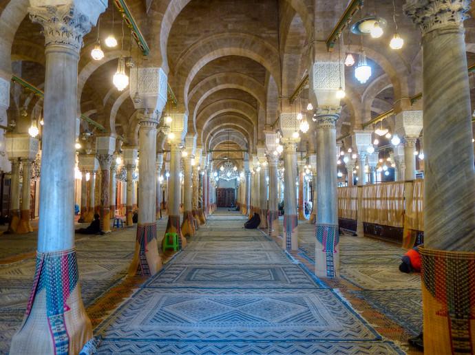 zitouna mosque tunis