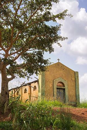 Hillside sanctuary. Gulu district, northern Uganda