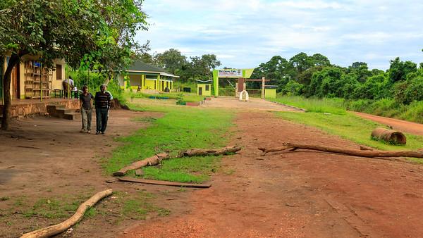Kichumbanyobo Gate, Südeingang zum Murchison Falls Nationalpark