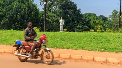 Denkmal, Hoima, Uganda